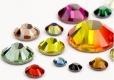 Strasssteinchen crystal irisierend