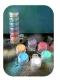 Glitterpuder     anthrazit